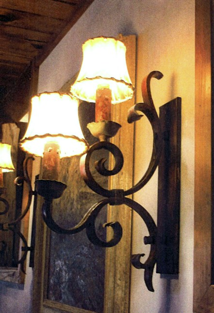 Old French Custom Wall Sconce - Page 21