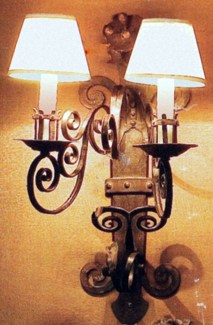 French Deco Custom Wall Sconce - Page 22