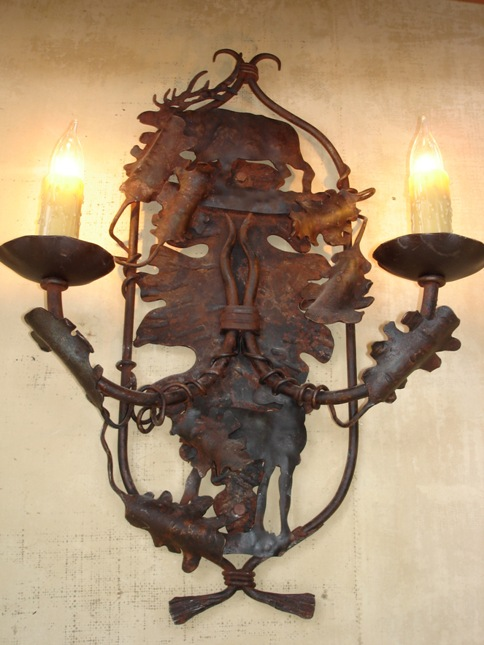 Custom Wall Sconce - Page 23